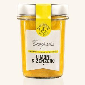 Composta Limone e Zenzero